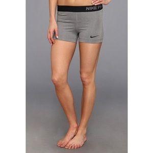 "Nike pro 3"" shorts small"